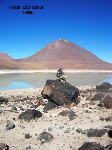 1127- Volcan Licancabur -5960m