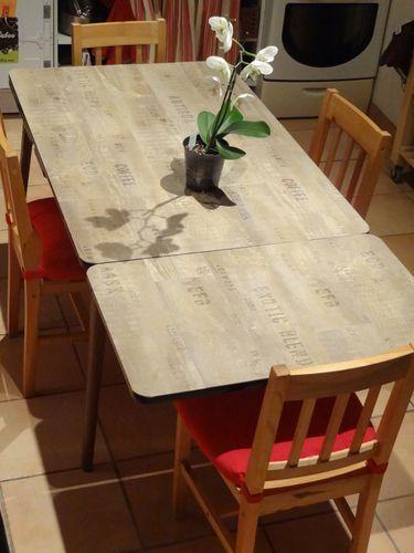 R Novation De Ma Table En Formica L 39 Atelier De Babou
