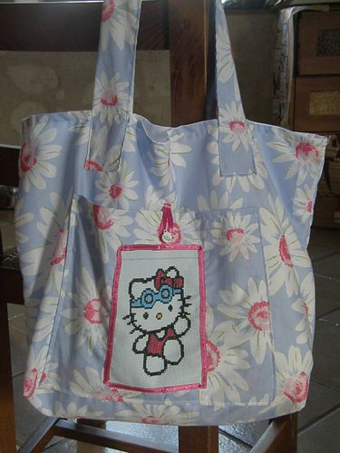 sac de piscine hello kitty Octobre 2011