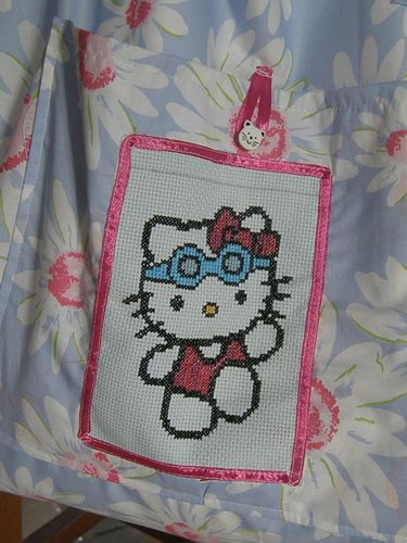 hello kitty en maillot de bain Octobre 2011