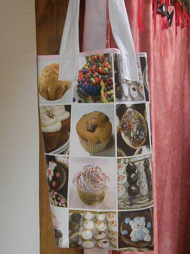 sac pour tricot!Juillet 2011