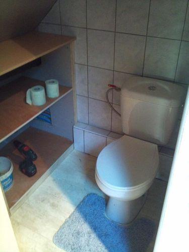 WC 1er etage