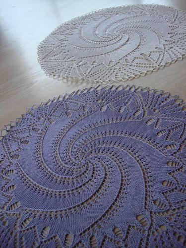 tricot d'art tricot aux aiguilles 27