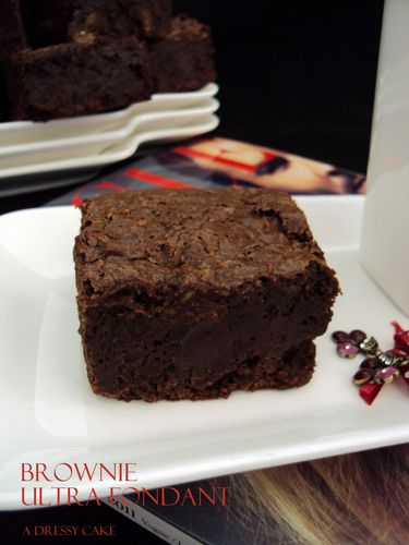 brownie ultra fondant