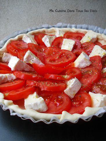 tarte tomate camembert1