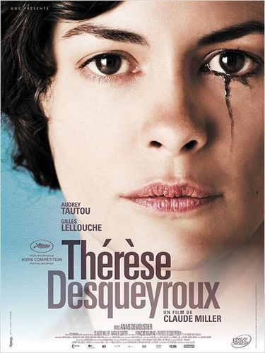 THERESE DESQUEYROUX AFFICHE