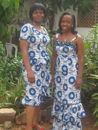 Tenues-Africaine 2126