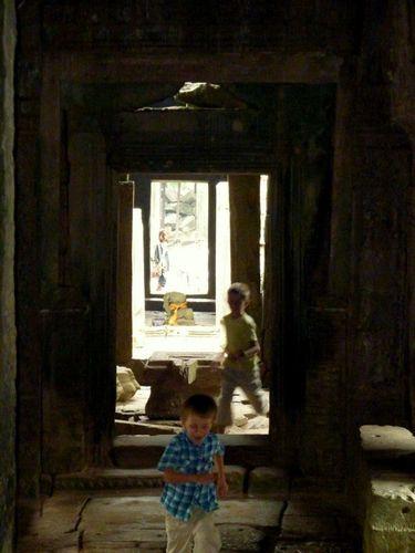 02 Siem Reap - Banteay Kdei 08