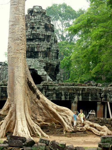 02 Siem Reap - Banteay Kdei 10