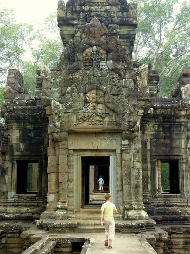 02 Siem Reap - Chau Say Tevoda 02