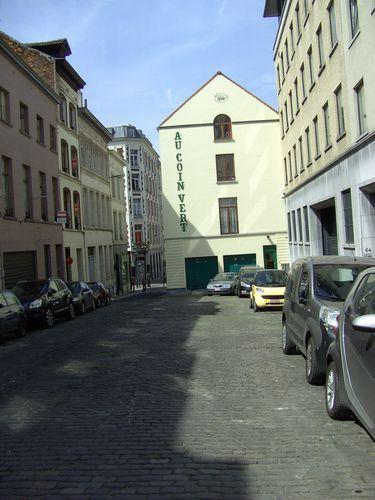 rue saint ghislain