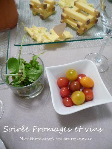 Fromages et vins11