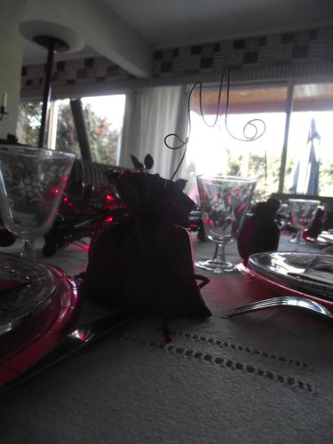 table rouge 002