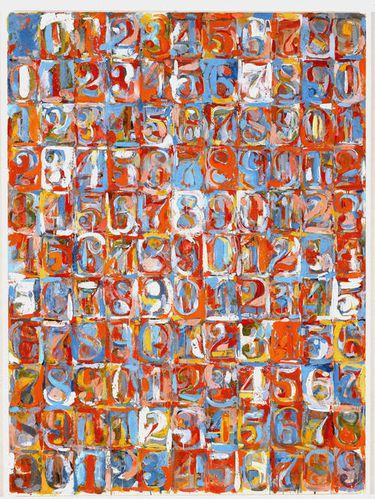 Jasper-Johns--Numbers-in-Color--1958-9.jpg