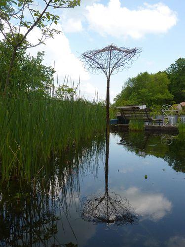 Cordes-sur-Ciel - Jardin des Paradis 11