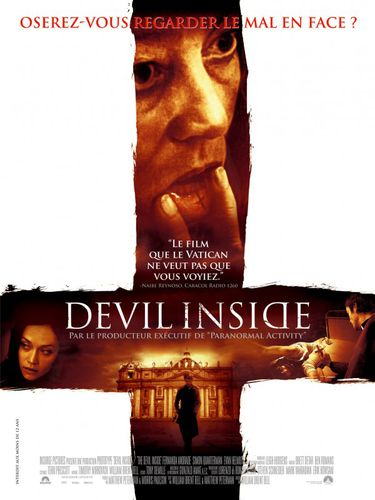 Affiche Devil Inside