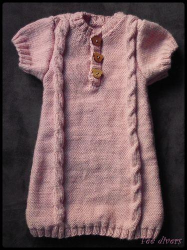 robe rose anna