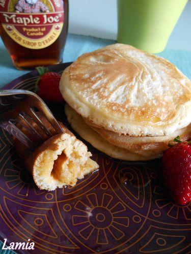 Pancakes sirop d'erable-copie-1