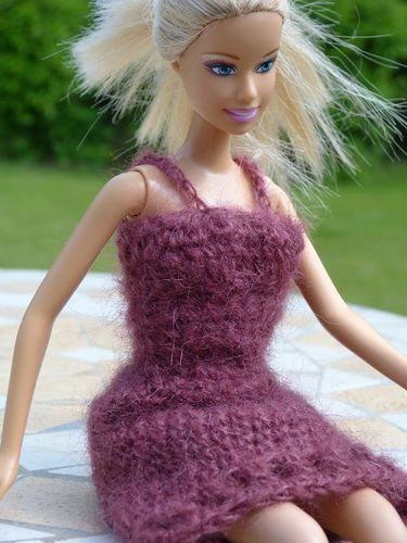 Libellule barbie robe E1