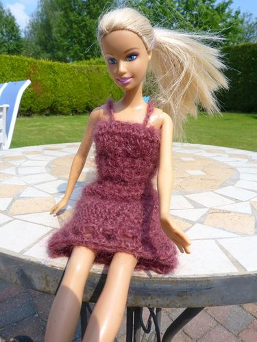 Libellule barbie robe E2