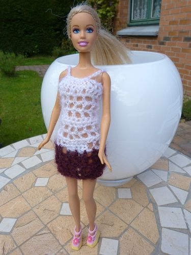 libellule barbie robe D10