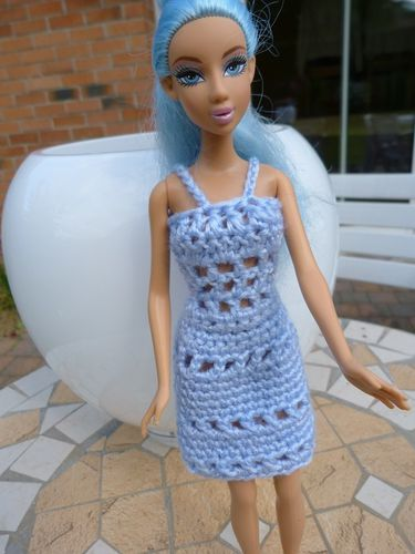 libellule barbie robe D4