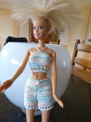 libellule barbie vertrose A3
