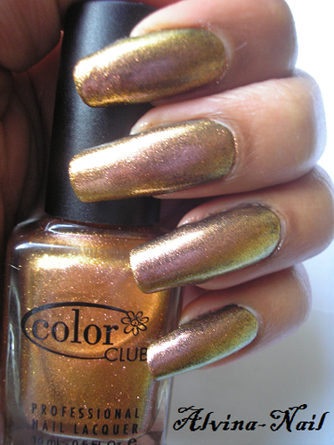 color club - wild and willing, Alvina-Nail