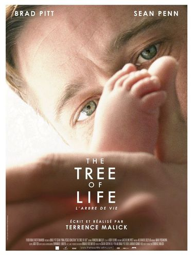 The Tree of life affiche