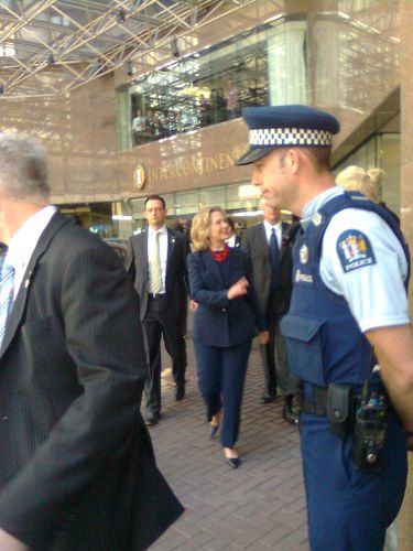 Hillary Clinton Wellington3