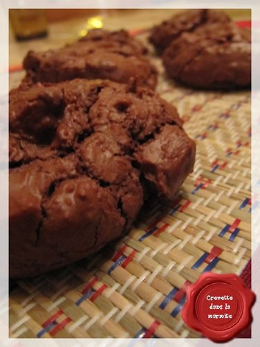 Outrageous Chocolate Cookies4