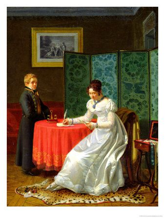 duval-lecamus-pierre-woman-writing-a-letter