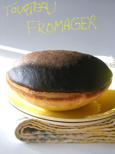 Tourteau Fromager 1