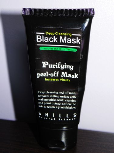 The luminizing black mask by boscia