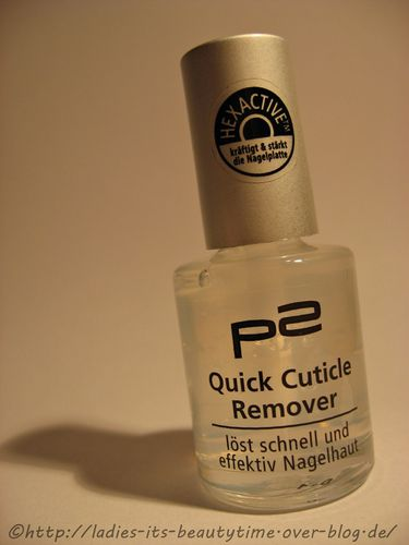 p2 quick cuticle remover