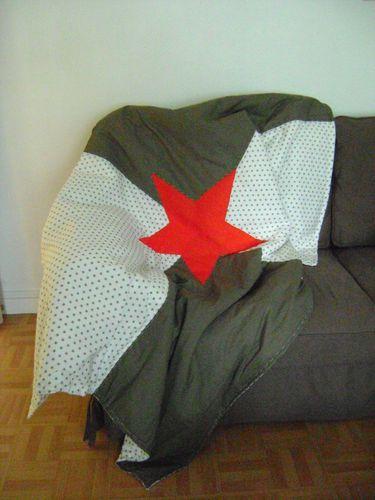 PLAID STAR 1