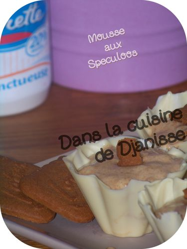 mousse aux speculoos 5