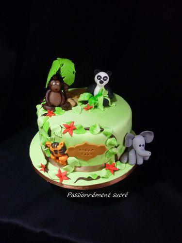 Blog Cake Design Recette : gateaux 3d - a theme - Passionnement sucre