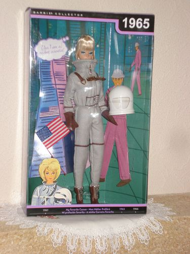 astronaut barbie 1965 - photo #16