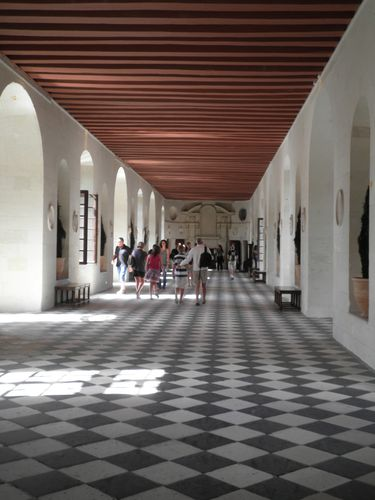 Chenonceau galerie 1