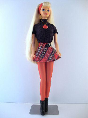 1997 Style Ecolière Barbie No-17190-1