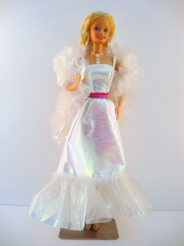 1983 Crystal Barbie No-4598-1