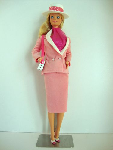 1985 City Club Barbie No-7929-1