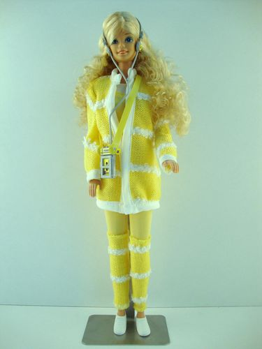 1986 Music Lovin' Barbie No-9988-1