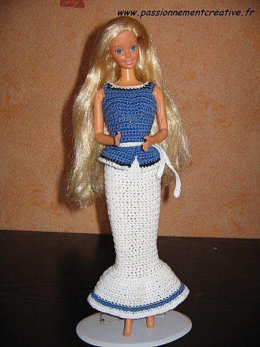 Barbie Falbala de Sandrine