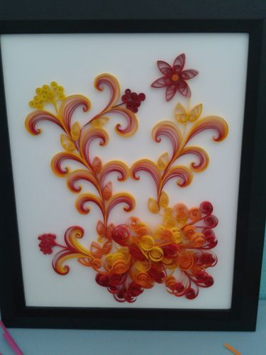 Deco quilling for Deco quilling