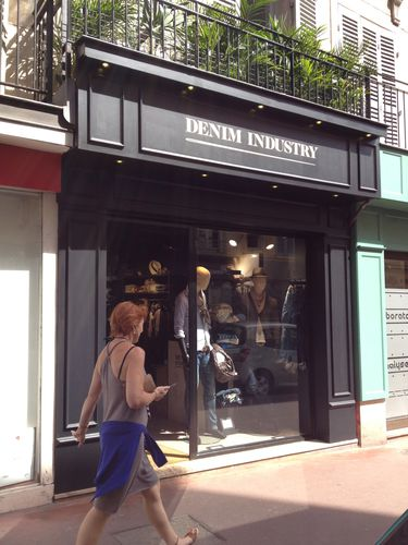 Denim industry 15 rue de Paris, 78100 Saint Germain en Laye