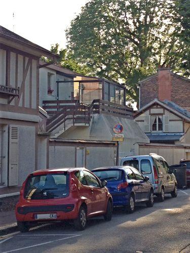 Les Blockhaus et Bunkers allemands de la guerre 1939/1945 à Saint-Germain-en-Laye (78100)