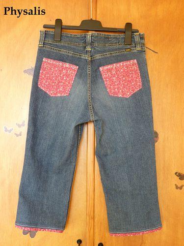 pantalon décoré 2