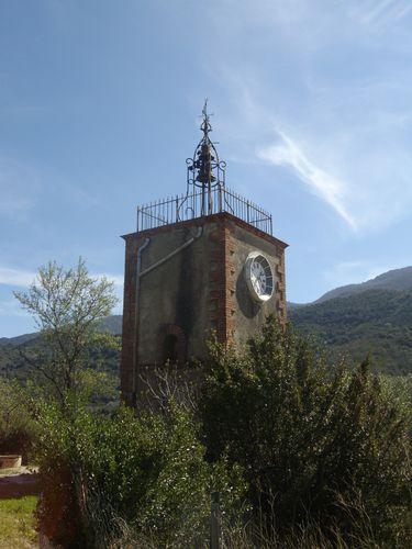 montesquieu clocher